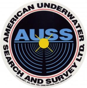AUSS Sticker-a
