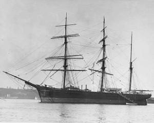 1860s Freight Bark