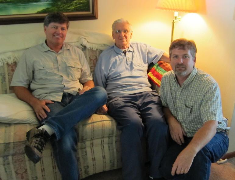 John Anderson, John Hudock, Mark Munro
