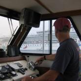 Avoiding cruise ships visiting Newport, Rhode Island