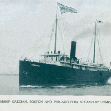 Steamship Grecian