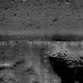 Another side scan sonar image of the Trajan shipwreck